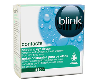 Blink Contacts - 20 dosettes