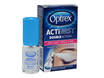 Optrex ActiMist 2in1 - Spray yeux secs