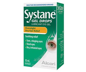 Systane Gel Drops