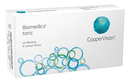 Biomedics Toric (6 lentilles)