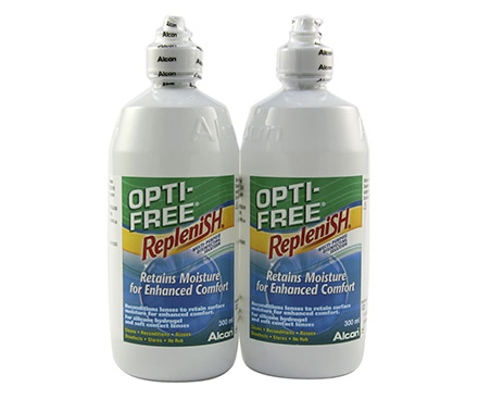 Opti-Free RepleniSH 2x300 mL (2x300 mL)