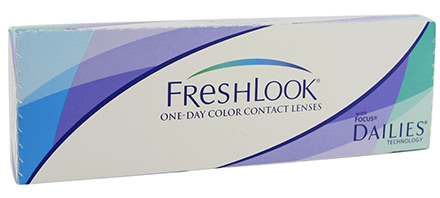 Freshlook One Day (10 lentilles)