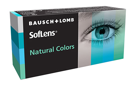 Soflens Natural Colors (2 lentilles)