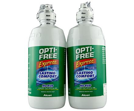 Opti-Free Express 2x355 mL (2x355 mL)