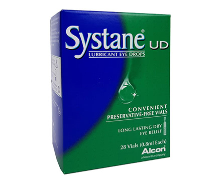 Systane Lubricating - 28 dosettes (28x0,8 mL)
