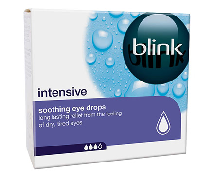 Blink Intensive Tears - 20 dosettes
