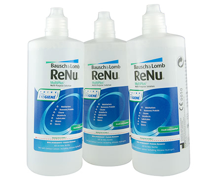 ReNu Multi Plus 3x240 mL
