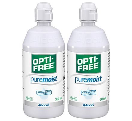 Opti-Free PureMoist 2x300 mL (2x300 mL)