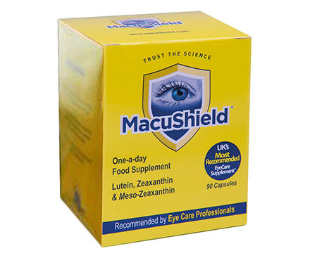 MacuShield (90 gélules)