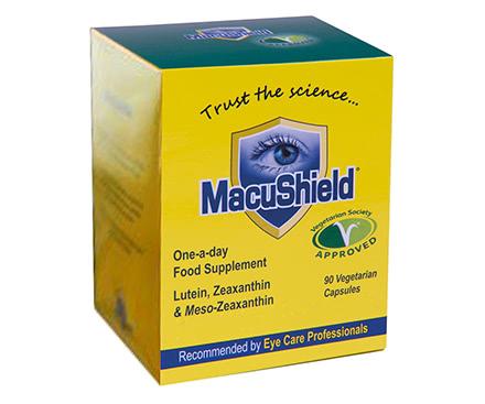 MacuShield Vegetarian (90 gélules)
