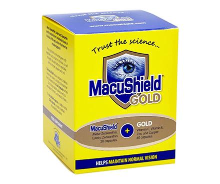 MacuShield Gold (90 gélules)