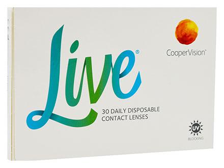 Live 1 Day (30 lentilles)