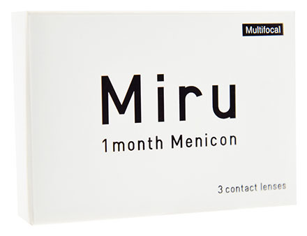 Miru 1month Multifocal